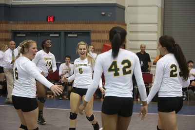 LHSAA State Volleyball Quarter-Finals