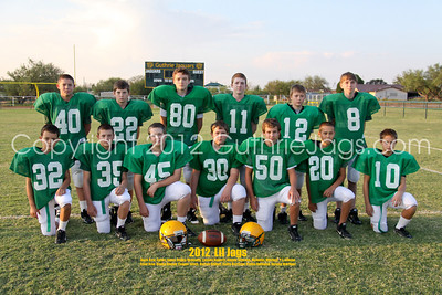 Lil Jags Football