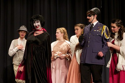 Young Frankenstein Fall Musical by Christopher Brull '89(6)