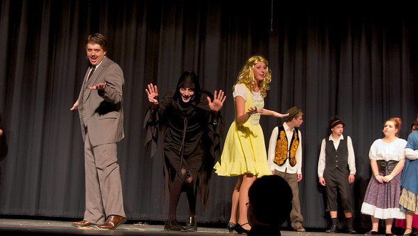 Young Frankenstein Fall Musical by Christopher Brull '89(26)