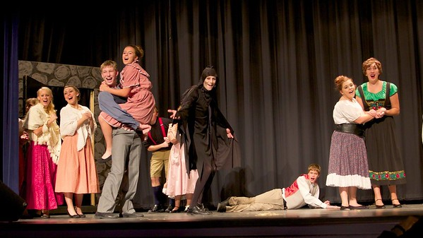 Young Frankenstein Fall Musical by Christopher Brull '89(24)