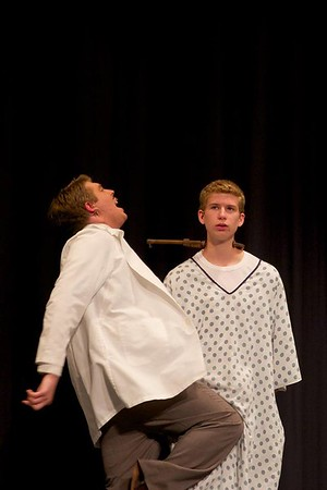Young Frankenstein Fall Musical by Christopher Brull '89(44)