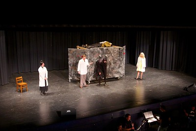 Young Frankenstein Fall Musical by Christopher Brull '89(33)