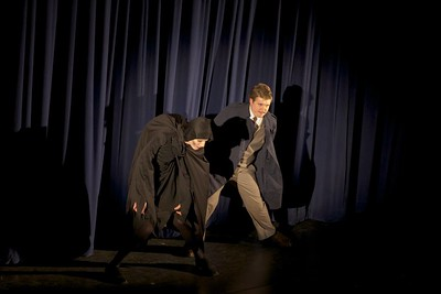Young Frankenstein Fall Musical by Christopher Brull '89(41)