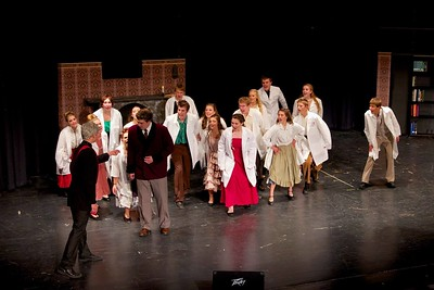 Young Frankenstein Fall Musical by Christopher Brull '89(36)