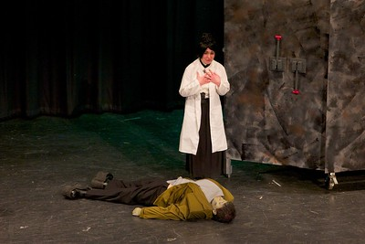 Young Frankenstein Fall Musical by Christopher Brull '89(30)