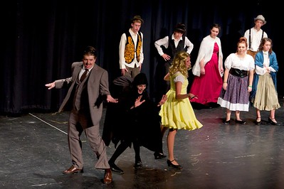 Young Frankenstein Fall Musical by Christopher Brull '89(28)