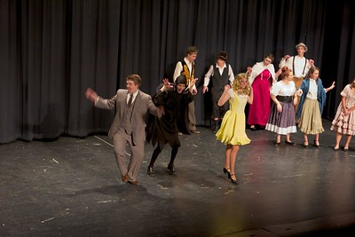 Young Frankenstein Fall Musical by Christopher Brull '89(27)