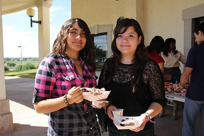 MECHS Blue Bell Ice Cream Social