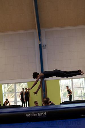 Gymnastikugen - springkoncept