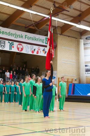 Opvisning i Sønderborg
