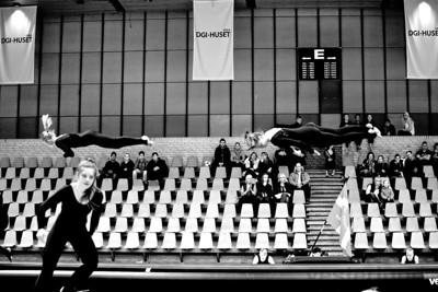 Gymnastikopvisning i Vejle