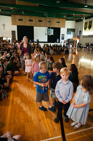 Rosary Assembly and Senior Sendoff Video