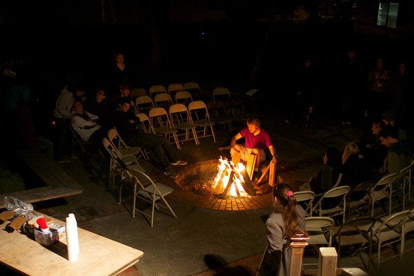 Fireside Worship 2-21-13