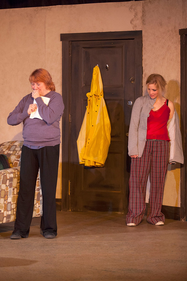 Jane Abling, Rachel Hanks