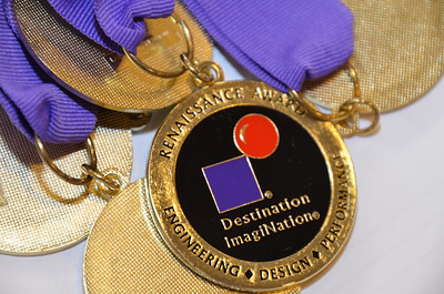 NH Destination Imagination, Kingston Regionals Awards Ceremony 2013.