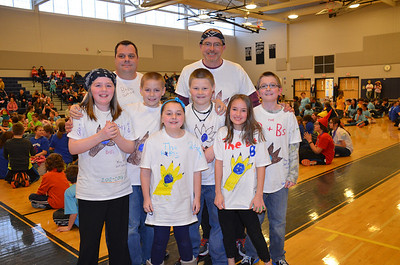 NH Destination Imagination, Kingston Regionals Awards Ceremony 2013.