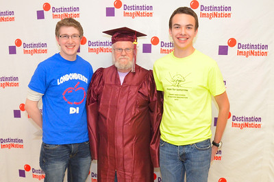 Congratulations to NH Destination Imagination Scholarship Award Winners Ben Desmarais of Conant High School, Jaffrey and Kyle Maley of Londonderry High School!