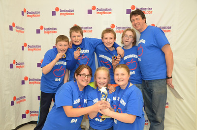 Londonderry DI, Londonderry, #130-52553 1st place, twist-o-rama, elem level