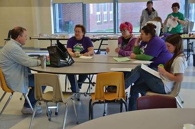 Instant Challenge team discusses the sessions