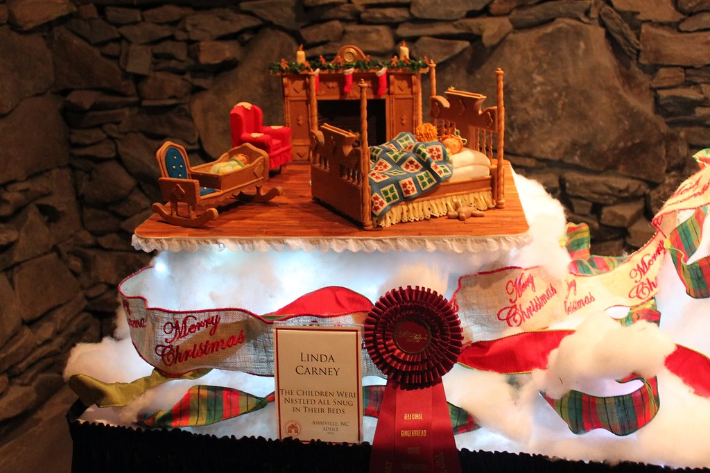Grove Park Inn Gingerbread House Competition