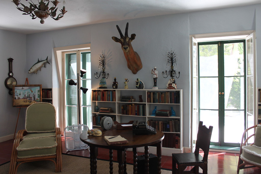 Hemingway's office florida keys