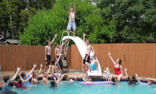 Aug. 17 Trombone pool party