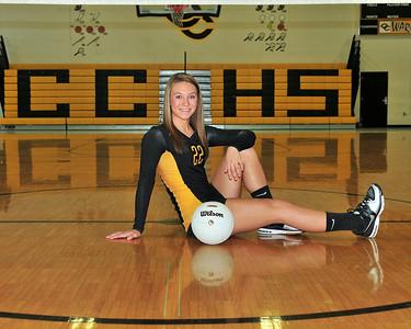 2012 CCHS Volleyball