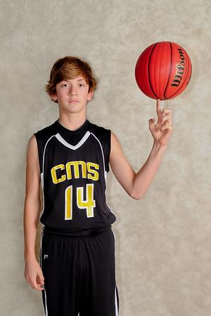 2012 CMS Boys Basketball