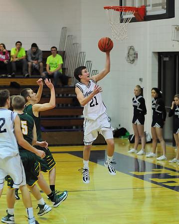 2013-02-02 Varsity Basketball