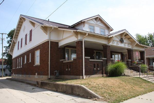 Randolph County Courthouse Cornerstone Dedication 7-7-2012
