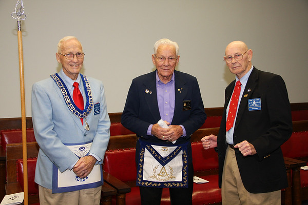 Sugar Creek Lodge 150th Rededication