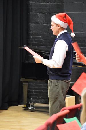 Kindergarten and Upper School Holiday Sing-Along