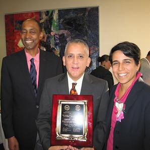 2012 Benitez CORO Award