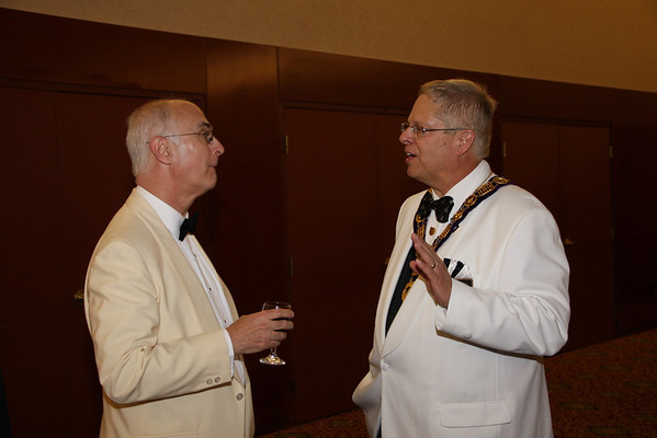 Grand Master's Reception 8-4-2012