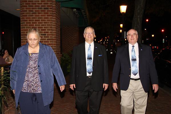 Grand Master's Trip to Washington DC Oct. 25-28, 2012