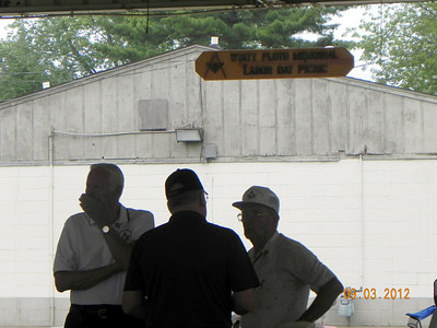 Jackson Lodge Labor Day Picnic 9-3- 2012