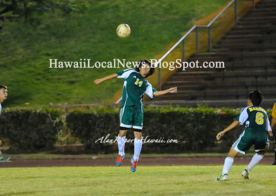 "12-05-12 MoHS Boys Varsity Soccer Team ""vs"" Kaimuki Bulldogs (8-0)"