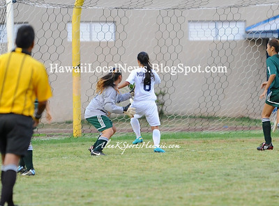 "12-05-12 MoHS Girls Varsity Soccer Team ""vs"" Kaimuki Bulldogs (16-0)"