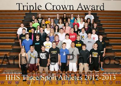 3 Sport Athletes
