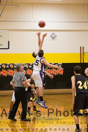 Hutch Boys Basketball vs Chaska