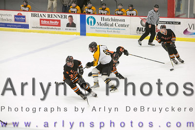 Hutch Boys Hockey vs Delano