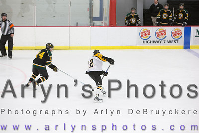 Hutch Boys Hockey vs Sauk Rapids