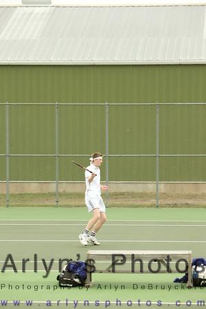 Hutch Tennis vs New Ulm
