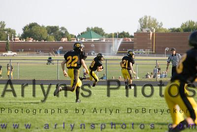 JV & 9th Football vs Little Falls