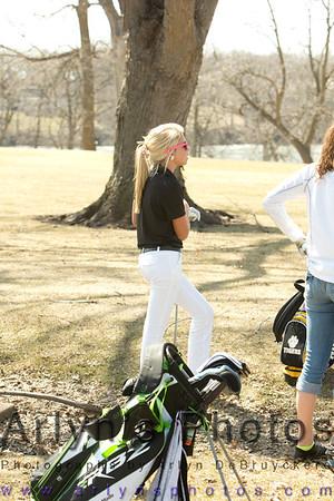 Girls Golf