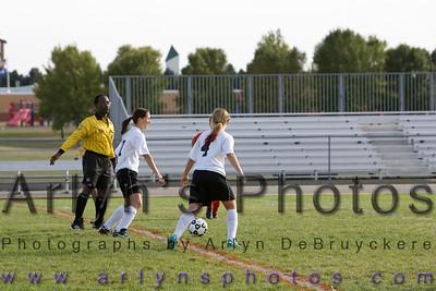 Hutch Girls Soccer vs Mound