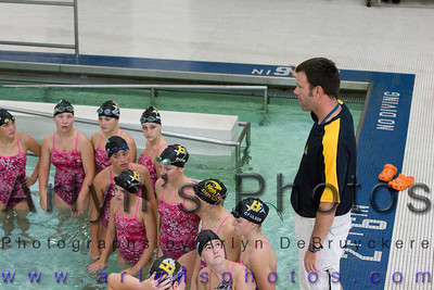 Hutch Girls Swimming vs DC