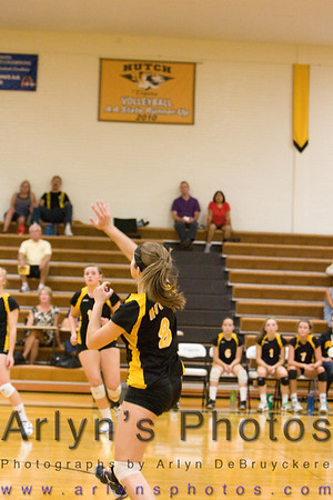 Hutch Volleyball vs Annandale