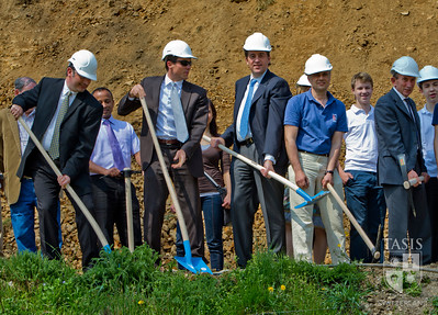 Campo Science Groundbreaking Ceremony - April 17, 2013